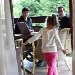 cazare baisoara balcon terasa camera lux pensiunea skiland