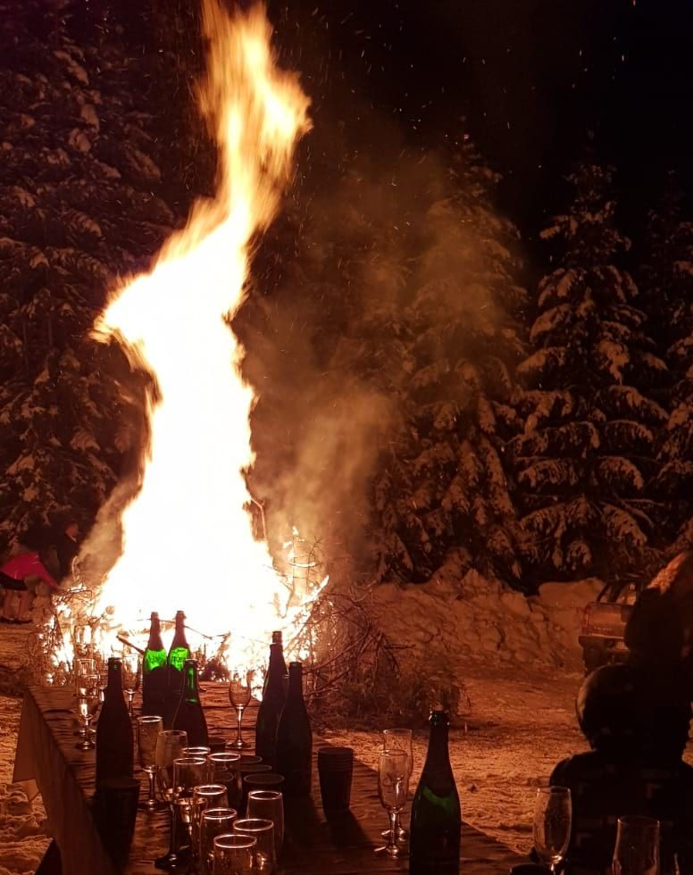 pensiunea skiland ski munte